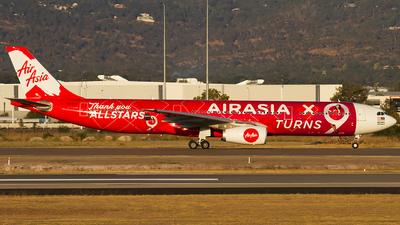 9M-XXA - Airbus A330-343 - AirAsia X