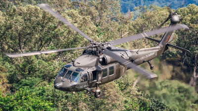 FAC4120 - Sikorsky S-70A-9 Blackhawk - Colombia - Air Force