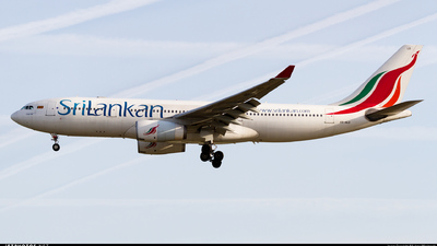 4R-ALD - Airbus A330-243 - SriLankan Airlines