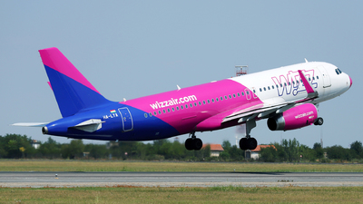 HA-LYA - Airbus A320-232 - Wizz Air