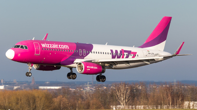 HA-LYH - Airbus A320-232 - Wizz Air