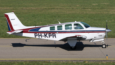 PH-KPR - Beechcraft A36 Bonanza - Private