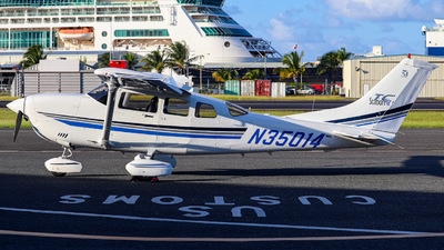 N35014 - Cessna T206H Turbo Stationair - Private