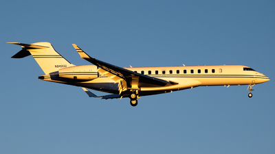 N843GG - Bombardier BD-700-2A12 Global 7500  - Private