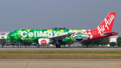 9M-AHG - Airbus A320-216 - AirAsia