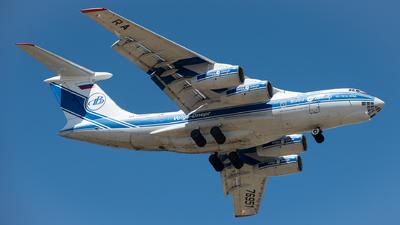 RA-76591 - Ilyushin IL-76 - Volga Dnepr Airlines