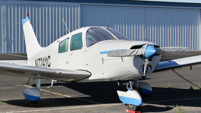 N7241C - Piper PA-28-140 Cherokee Cruiser - Private