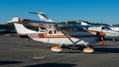 N206D - Cessna U206G Stationair - Private