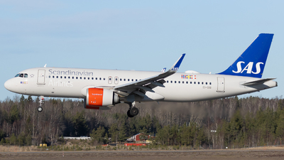A picture of EISIB - Airbus A320251N - [7951] - © Rickard Andersson