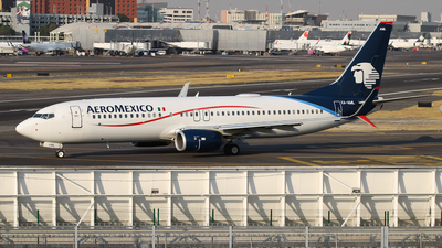 A picture of XAAML - Boeing 737852 - Aeromexico - © Diego Ruiz