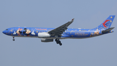 B-6507 - Airbus A330-343 - China Eastern Airlines