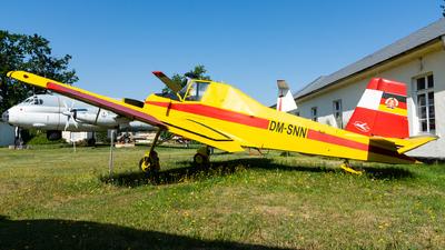 DM-SNN - Zlin Z-37 - Interflug