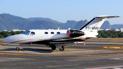 A picture of PTAMU - Cessna 510 Citation Mustang - [5100401] - © Allan Martins Antunes