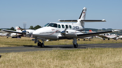 A picture of DISCA - Cessna T303 Crusader - [T30300175] - © Mirko Bleuer