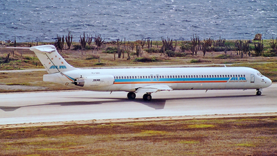 PJ-SEH - McDonnell Douglas MD-83 - ALM Antillean Airlines