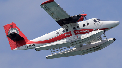 8Q-MAD - De Havilland Canada DHC-6-300 Twin Otter - Trans Maldivian Airways
