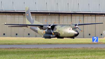 50-93 - Transall C-160D - Germany - Air Force