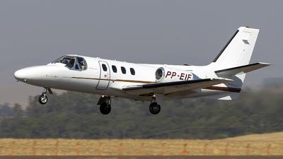 PP-EIF - Cessna 501 Citation SP - Private