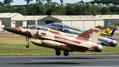 652 - Dassault Mirage 2000D - France - Air Force
