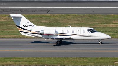 N472GJ - Beechcraft 400A Beechjet - Private