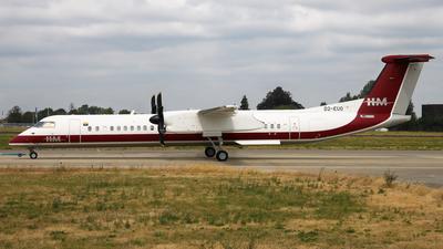 A picture of D2EUO - De Havilland Canada Dash 8400 - [4312] - © BaszB
