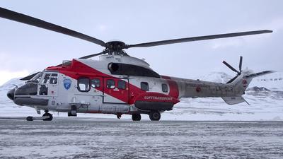 LN-OLR - Eurocopter AS 332L Super Puma - Lufttransport