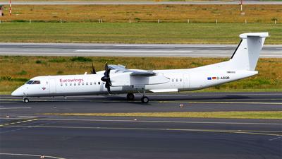 D-ABQB - De Havilland Canada Dash 8-400 - Eurowings