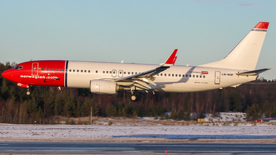 A picture of LNNHF - Boeing 7378JP - [42075] - © Cph_aviation