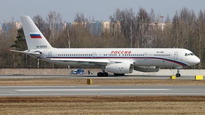 RA-64506 - Tupolev Tu-214 - Rossiya - Special Flight Squadron