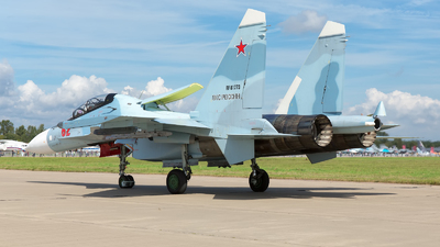 RF-81773 - Sukhoi Su-30SM - Russia - Air Force