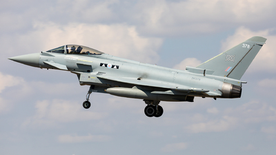 ZK378 - Eurofighter Typhoon FGR.4 - United Kingdom - Royal Air Force (RAF)