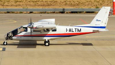 I-ALTM - Partenavia P.68 Observer 2 - I.R.S. Italian Remote sensing