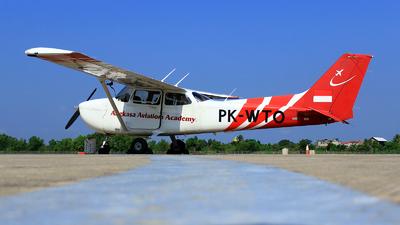 PK-WTO - Cessna 172S Skyhawk - Angkasa Aviation Academy