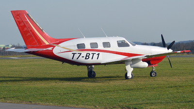 T7-BT1 - Piper PA-46-350P Malibu Mirage - Private
