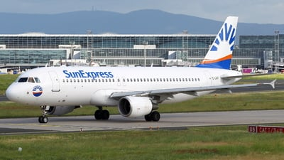 YL-LCT - Airbus A320-214 - SunExpress (SmartLynx Airlines)