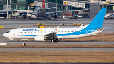B-208V - Boeing 737-8ME - Joy Air