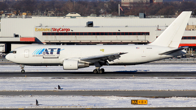 N312AA - Boeing 767-223(BDSF) - Air Transport International (ATI)