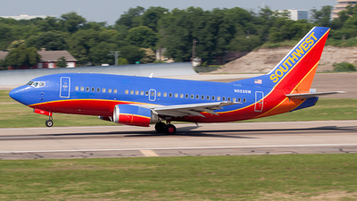 N523SW - Boeing 737-5H4 - Southwest Airlines