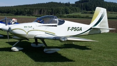 F-PSGA - Vans RV-7 - Private
