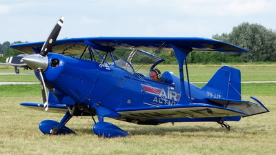 VH-JJZ - Pitts S-2C Special - Private