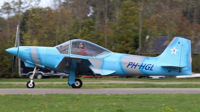 PH-HGL - Falco F8L - Private