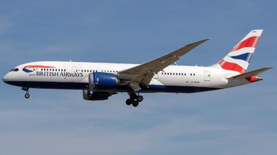A picture of GZBJH - Boeing 7878 Dreamliner - British Airways - © Gerrit Griem
