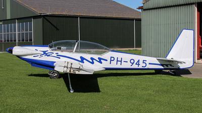 A picture of PH945 - SportaviaPützer RF5B - [51038] - © Kees Marijs