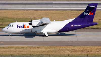 N909FX - ATR 42-300(F) - FedEx Feeder (Mountain Air Cargo)