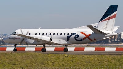 A picture of VHYRX - Saab 340B - Regional Express - © AznHentaiSpotter