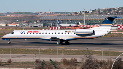 EC-KSS - Embraer ERJ-145MP - Air Europa (Privilege Style)