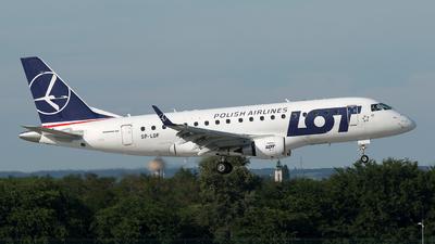 SP-LDF - Embraer 170-100LR - LOT Polish Airlines