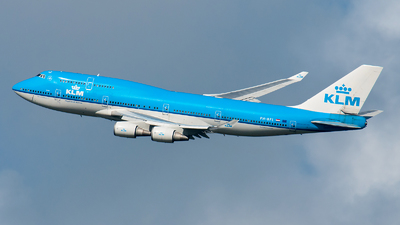 PH-BFL - Boeing 747-406 - KLM Royal Dutch Airlines