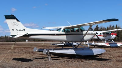 C-GUZU - Cessna R172K Hawk XP - Private
