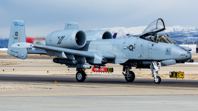 78-0625 - Fairchild A-10C Thunderbolt II - United States - US Air Force (USAF)